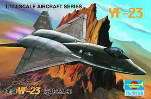 Trumpeter - Lockheed YF-23