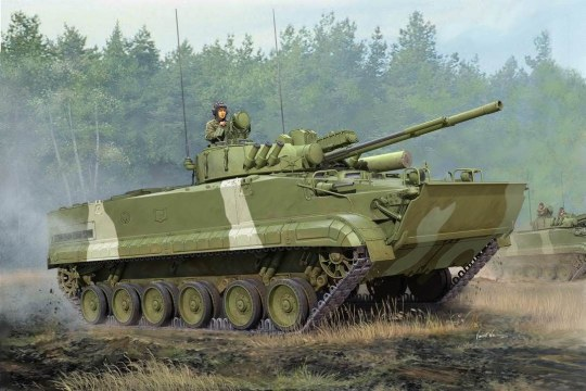 Trumpeter - BMP-3 IFV