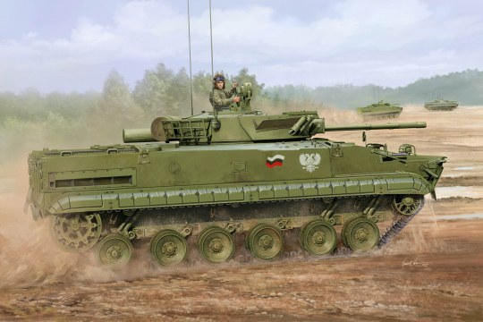 Trumpeter - BMP-3F IFV