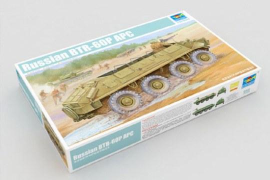 Trumpeter - BTR-60P APC