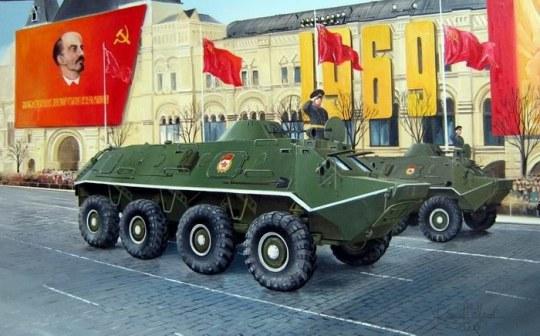Trumpeter - BTR-60PB