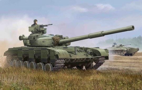 Trumpeter - Soviet T-64 MOD 1972