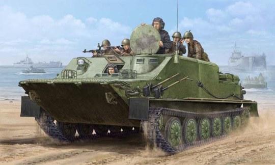 Trumpeter - BTR - 50 PK