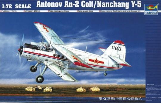 Trumpeter - Antonov An-2 Colt / Nanchang Y-5