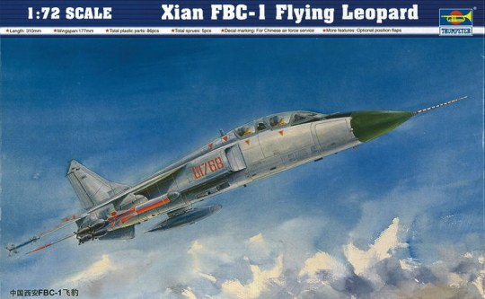 Trumpeter - Xian FBC-1 Flying Leopard