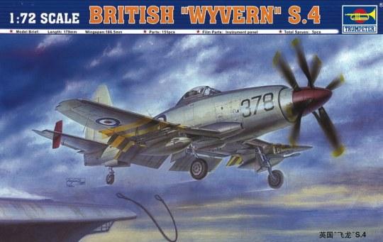 Trumpeter - Westland Wyvern S.4