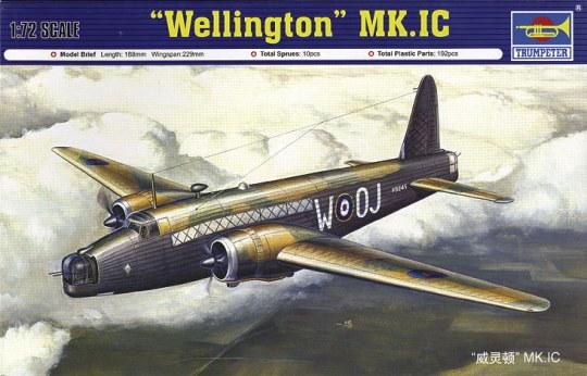 Trumpeter - ''Wellington'' Mk.1C