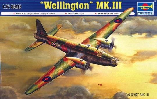 Trumpeter - Wellington Mk.3