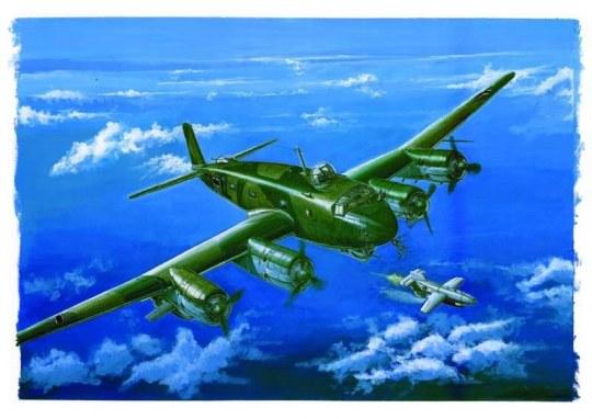 Trumpeter - FW200 C-8 Condor