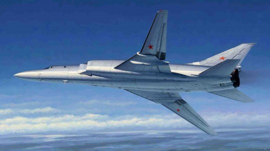 Trumpeter - Tu-22M2 Backfire B Strategic bomber