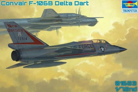 Trumpeter - US F-106B Delta Dart