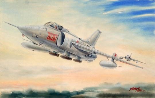 Trumpeter - Nanchang Q-5C