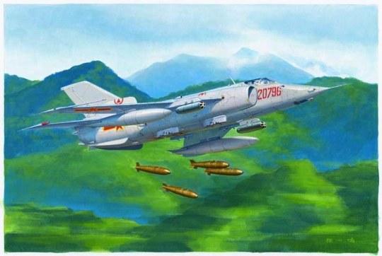 Trumpeter - Nanchang Q-5