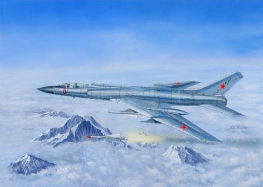 Trumpeter - Tu-128M Fiddler