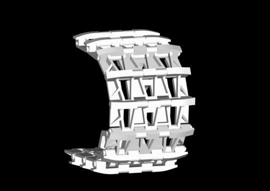 Trumpeter - VK-3001 Track links