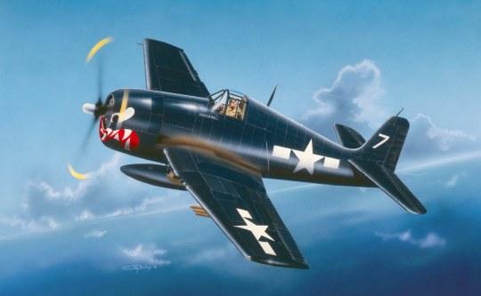 Trumpeter - F6F-5 Hellcat