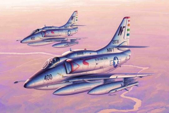 Trumpeter - A-4F Skyhawk
