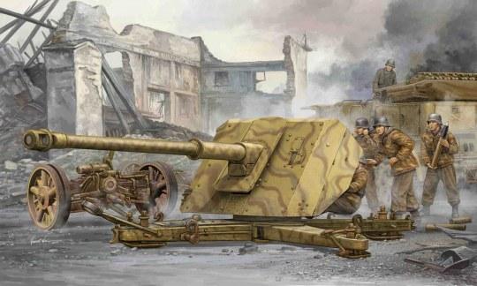 Trumpeter - German 88mm PAK 43/41