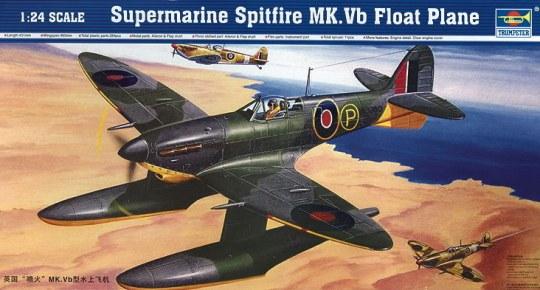 Trumpeter - Supermarine Spitfire Mk. Vb Wasserflugzeug