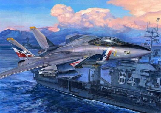 Trumpeter - F-14D Super Tomcat