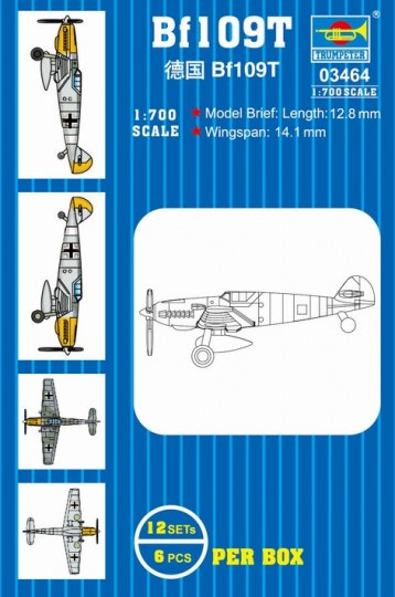 Trumpeter - Bf109