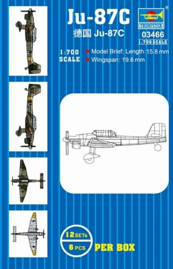 Trumpeter - Ju-87