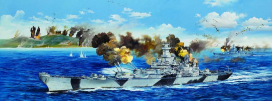Trumpeter - USS Iowa BB-61
