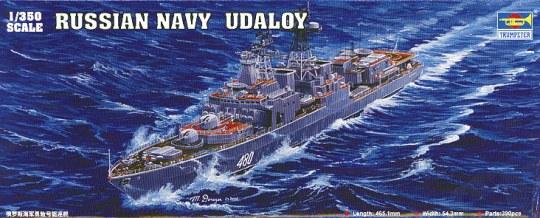 Trumpeter - Russian Navy Udaloy Class Destroyer Severomorsk