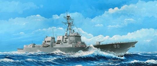 Trumpeter - USS Forrest Sherman DDG-98