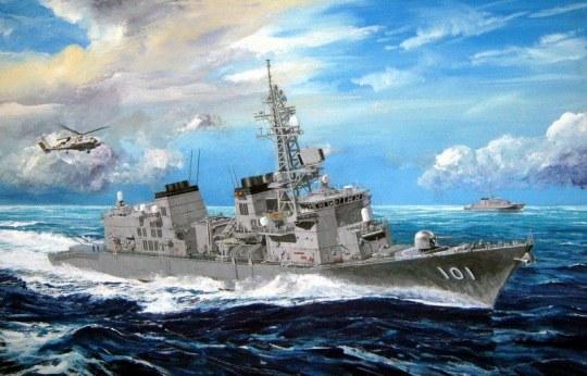 Trumpeter - JMSDF Murasame Destroyer