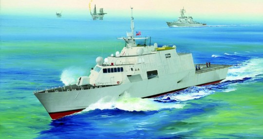 Trumpeter - USS Freedom (LCS-1)