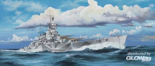 Trumpeter - Italian Navy Battleship RN Vittorio Veneto 194