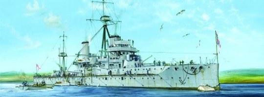 Trumpeter - HMS Dreadnought 1915