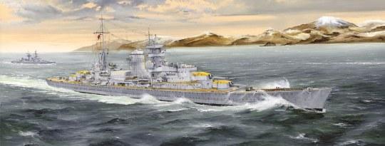 Trumpeter - German Heavy Cruiser Blucher