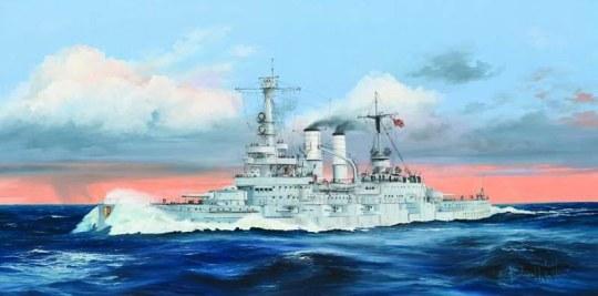 Trumpeter - Schleswig-Holstein Battleship 1935