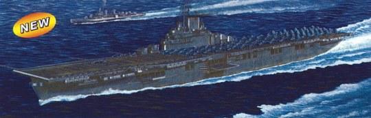Trumpeter - Flugzeugträger USS Essex CV 9
