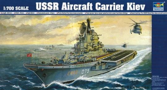 Trumpeter - Flugzeugträger USSR Kiev