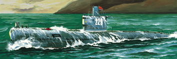 Trumpeter - Chinesisches U-Boot Type 33
