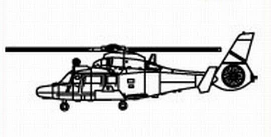 Trumpeter - WZ-9C