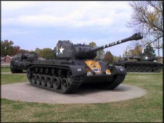 Trumpeter - US M26 (T26E3) Pershing