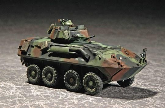 Trumpeter - USMC LAV-25 (8X8) Light Armored Vehicle