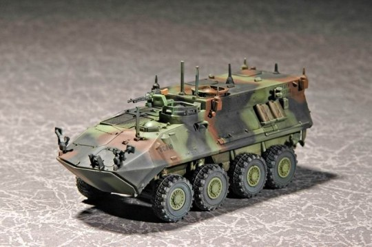 Trumpeter - US LAV-C2 (Command & Control)