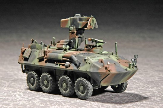 Trumpeter - US LAV-AT (Anti-Tank)