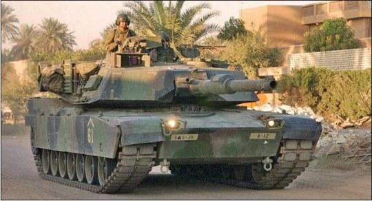 Trumpeter - M1A1 Abrams MBT