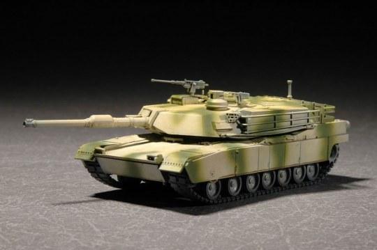 Trumpeter - M1A2 Abrams MBT