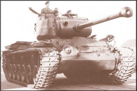 Trumpeter - US M46 Patton