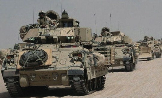Trumpeter - M2A2 Bradley Fighting Vehicle
