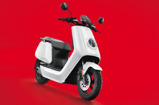 Trumpeter - NIU E-SCOOTER N1S-pre-painted