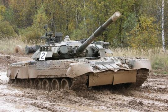 Trumpeter - Russian T-80U MBT