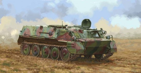 Trumpeter - Light Armoured Multipurpose Transport Vehicle GT-MU